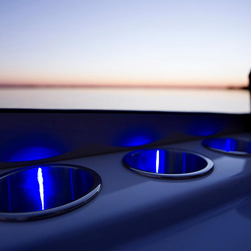 Lighted Cupholders