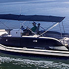 Double Bimini Open
