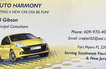 Auto Harmony