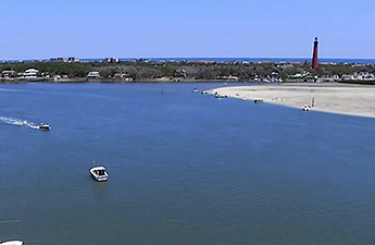 Disappearing Island, Ponce Inlet