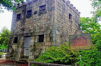 Old Greene County Gaol