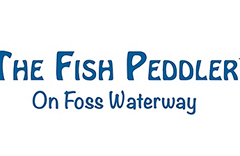 The Fish Peddler On Foss Waterway
