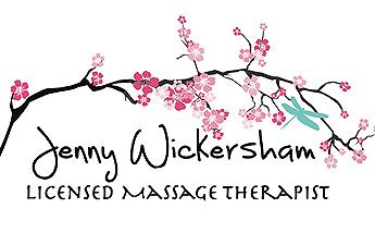Jenny Wickersham Licenced Massage Therapist