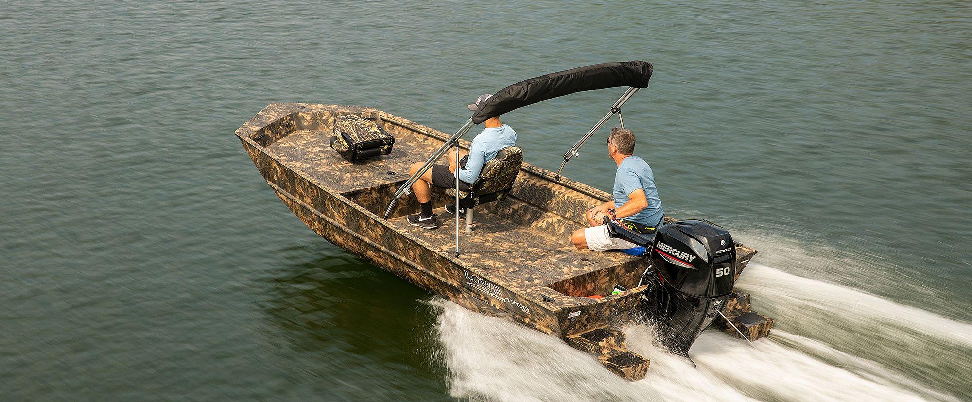 Lowe Boats RX1760 Hero Image