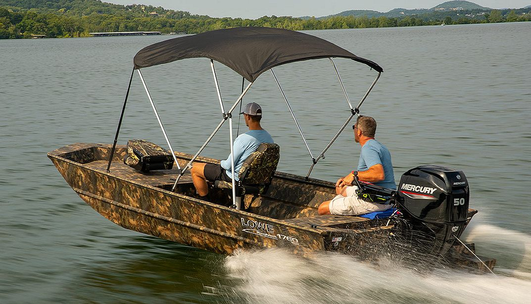 Lowe Boats RX1760 Photo Gallery Image  8