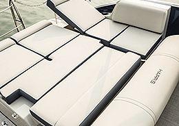 Grand Mariner SLDH Cooler Cushion Backrest