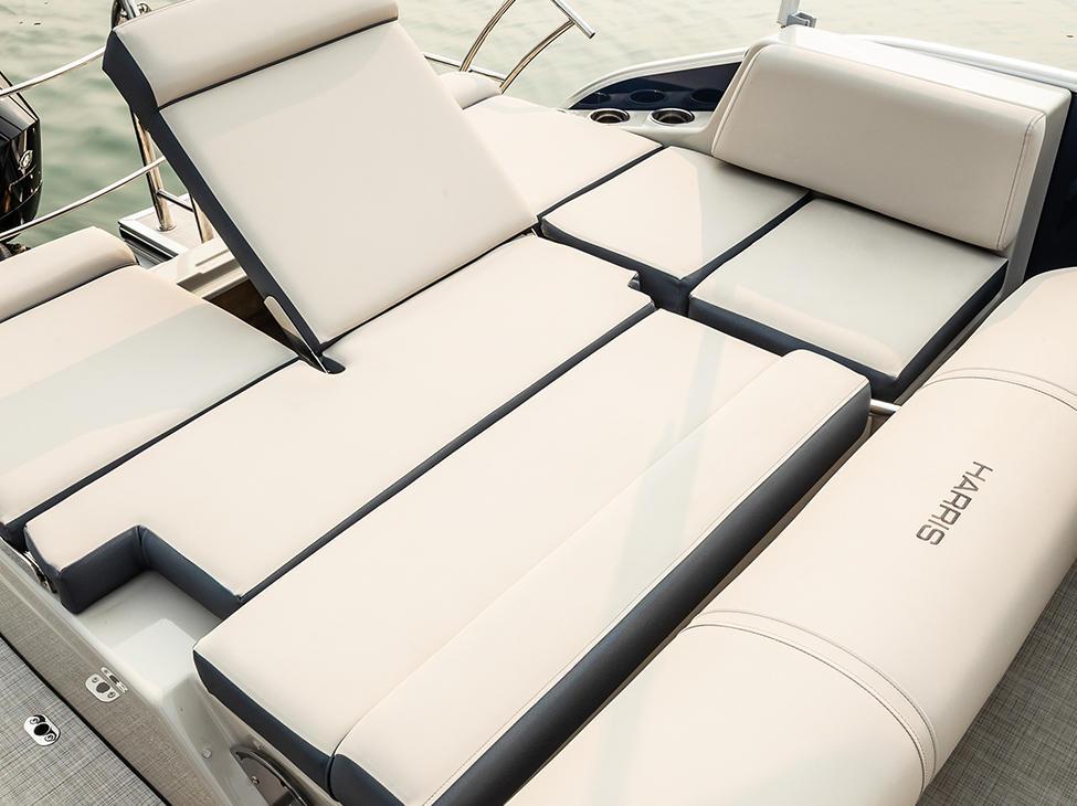Grand Mariner SLDH Middle Cushion Backrest