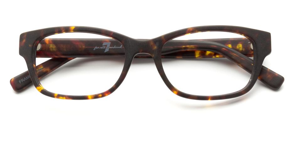 product image of 7 For All Mankind 751 Matte Tortoise