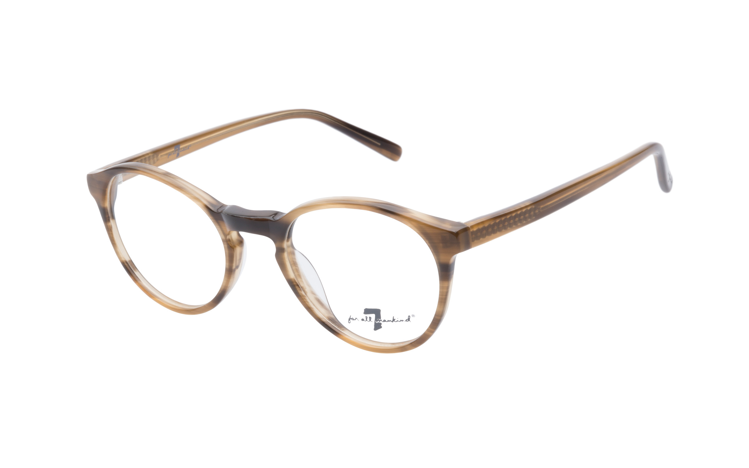 7 for All Mankind Glasses Vintage Tortoise Acetate Online Clearly