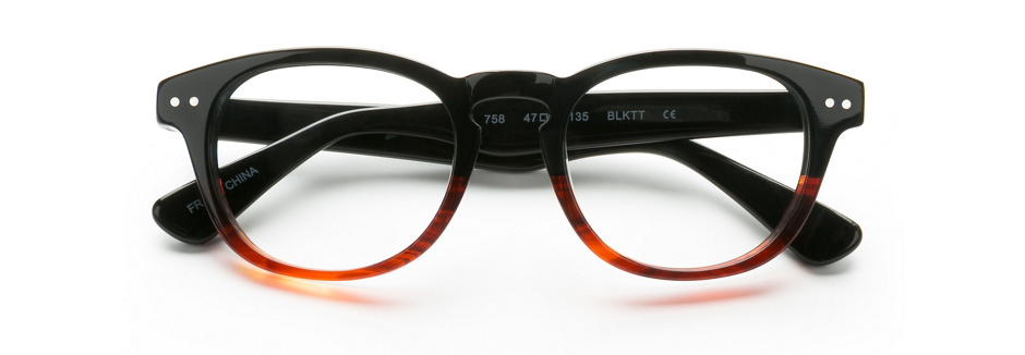 product image of 7 For All Mankind 758 Black Tortoise