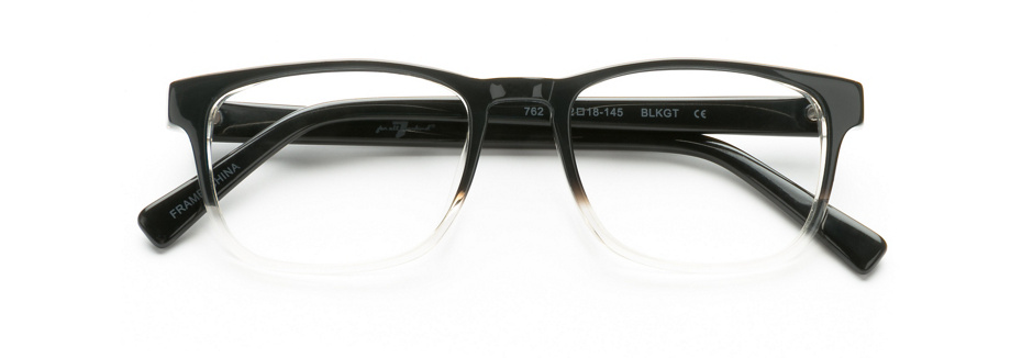 product image of 7 For All Mankind 762 Black Gradient