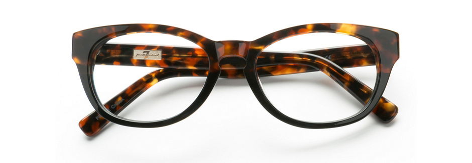 product image of 7 For All Mankind 772 Tortoise Black