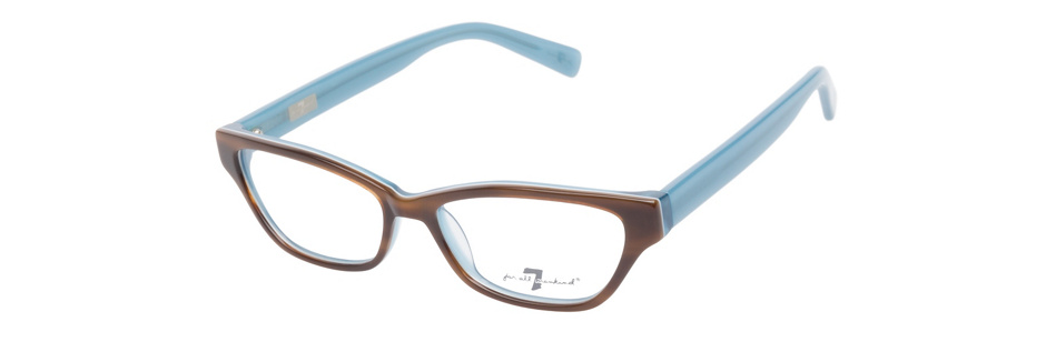 product image of 7 For All Mankind 779 Tortoise Blue