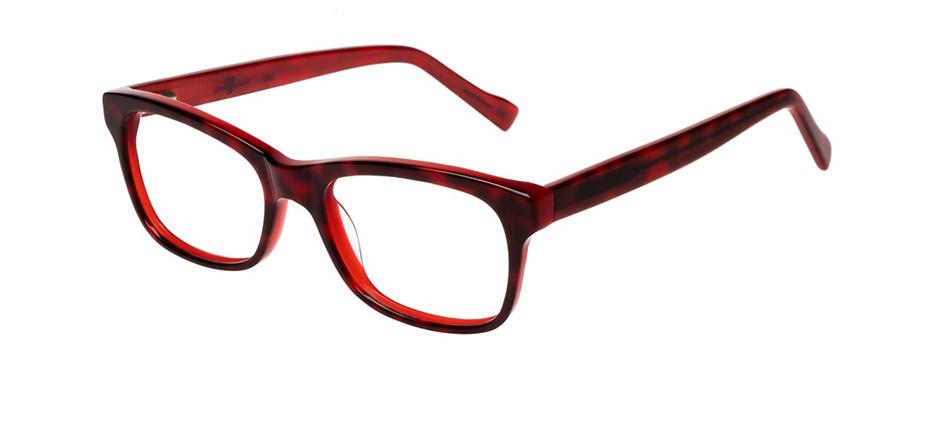 product image of 7 For All Mankind 783-50 Écailles de tortue rouge foncé
