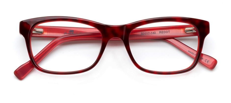 product image of 7 For All Mankind 783-50 Red Dark Tortoise