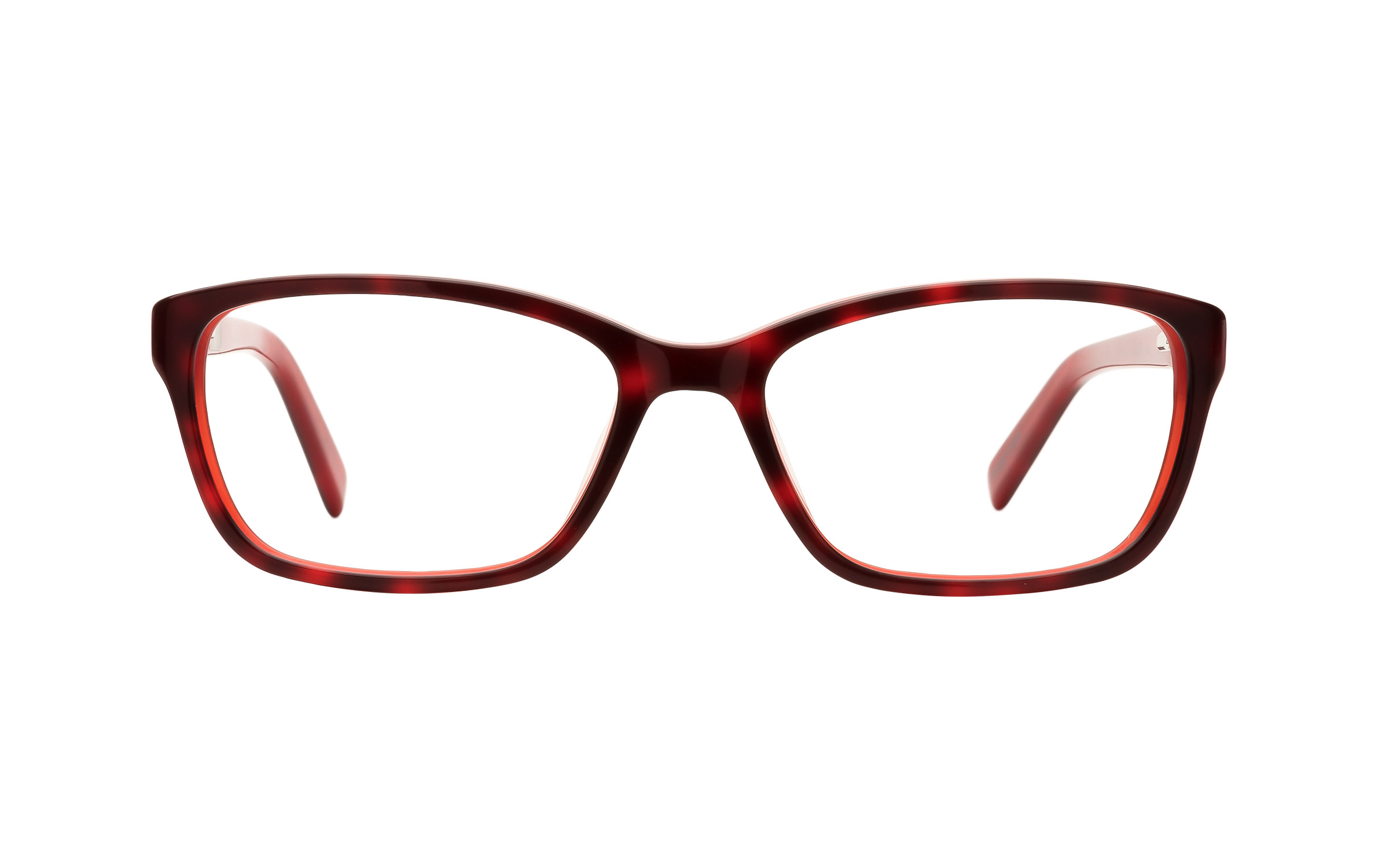 7 for All Mankind Women's Glasses Round Red/Tortoise Acetate Online Clearly