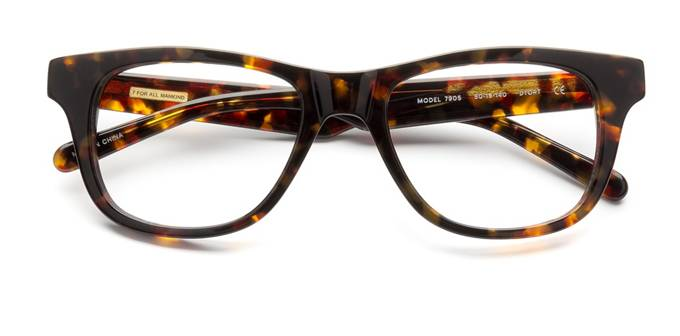 product image of 7 For All Mankind 7905-50 Dark Tortoise