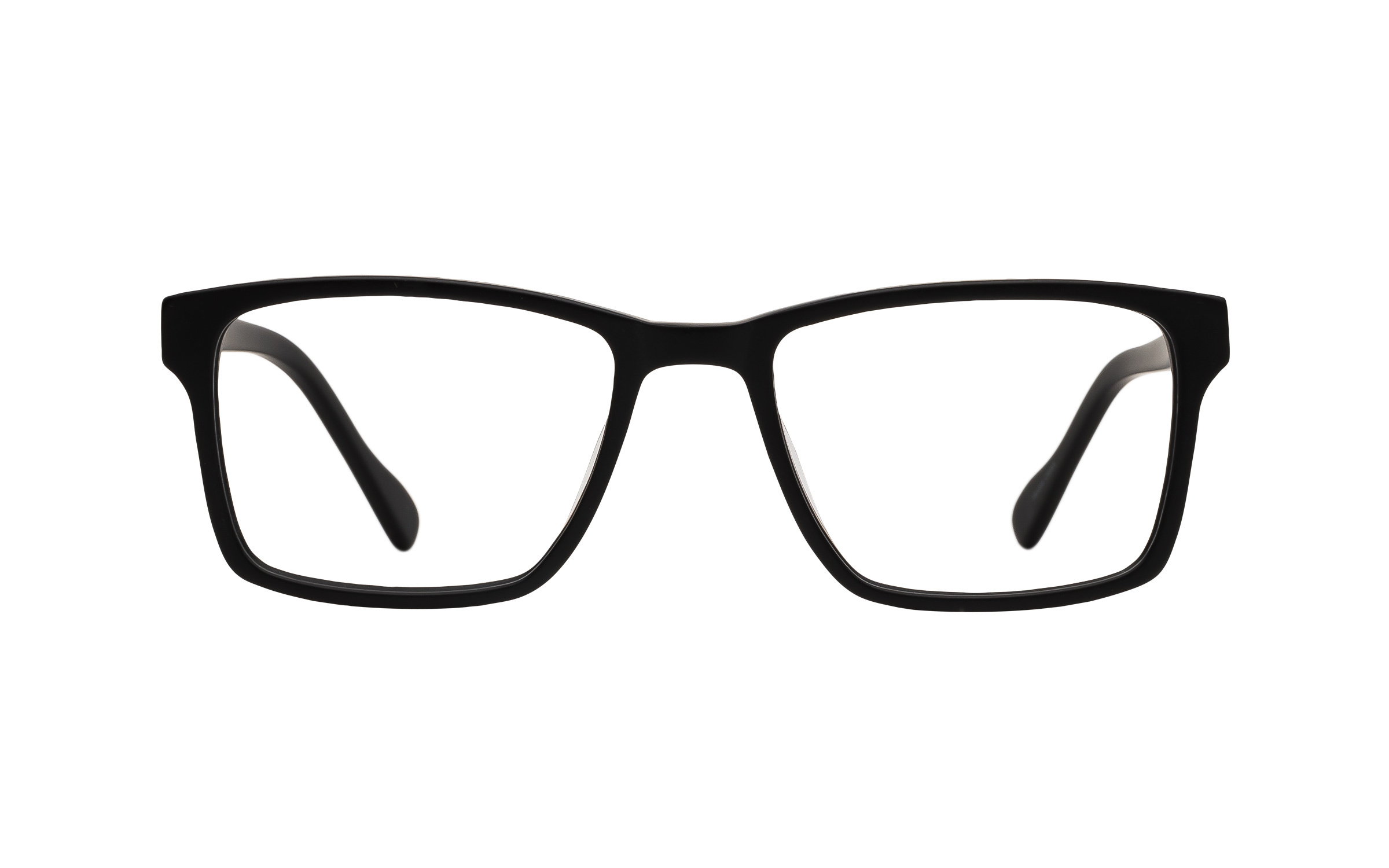7 for All Mankind Glasses Rectangular Black Online Clearly