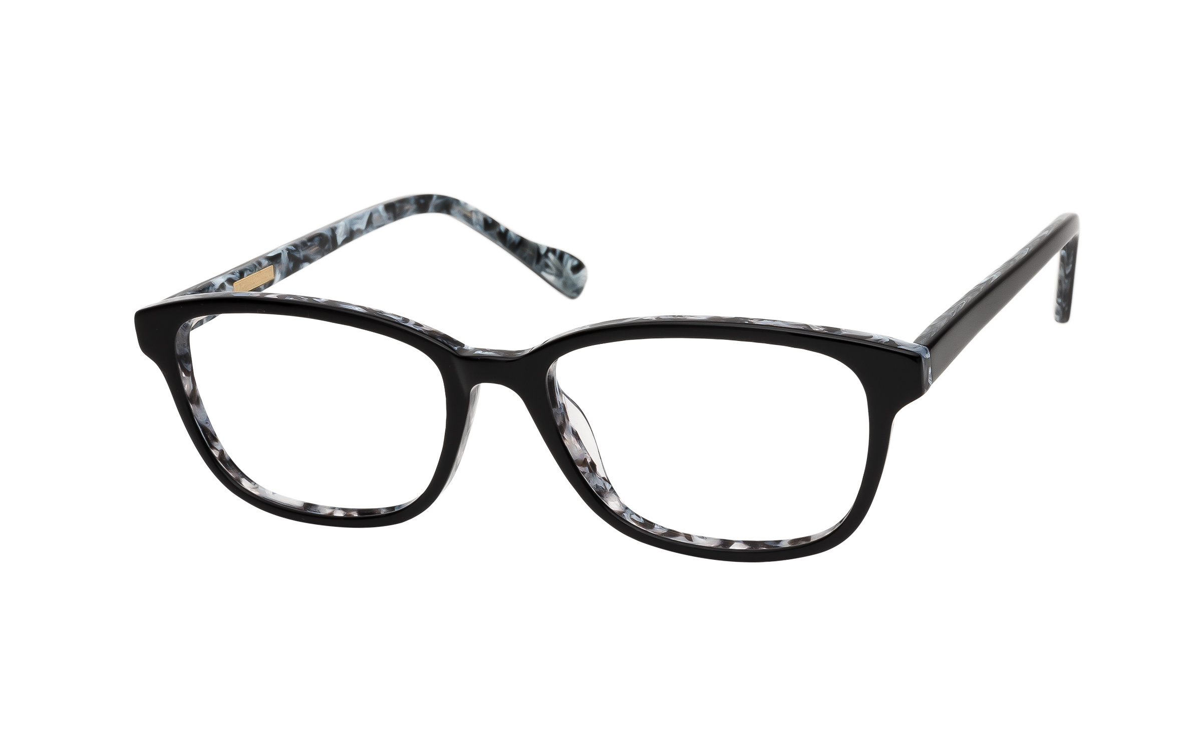 7 for All Mankind Glasses D-Frame Black Online Clearly