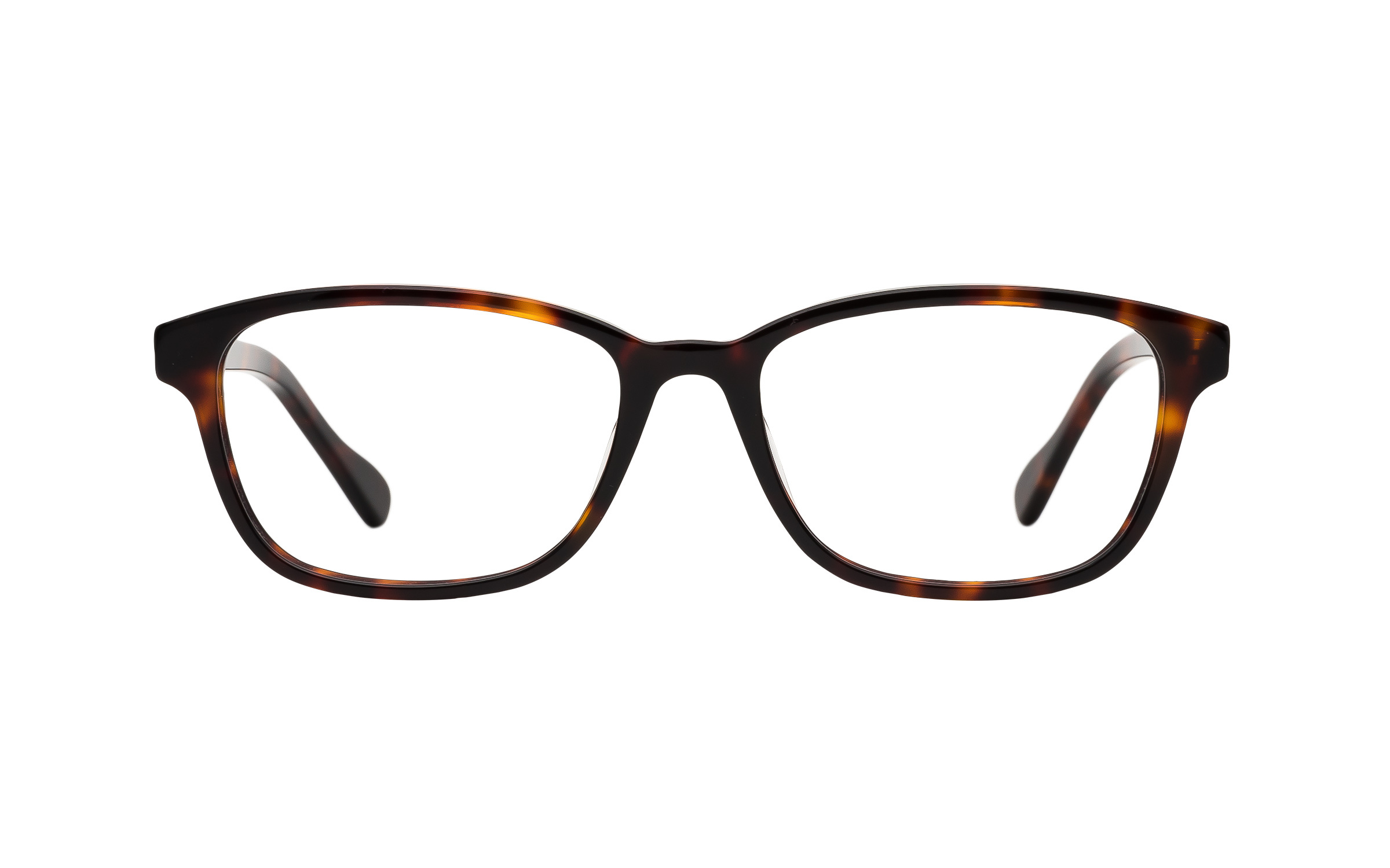 7 for All Mankind Glasses D-Frame Brown/Tortoise Online Clearly