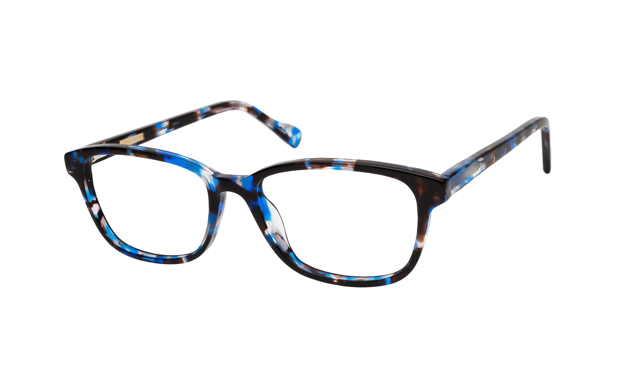 7 for All Mankind Glasses D-Frame Blue/Tortoise Online Clearly