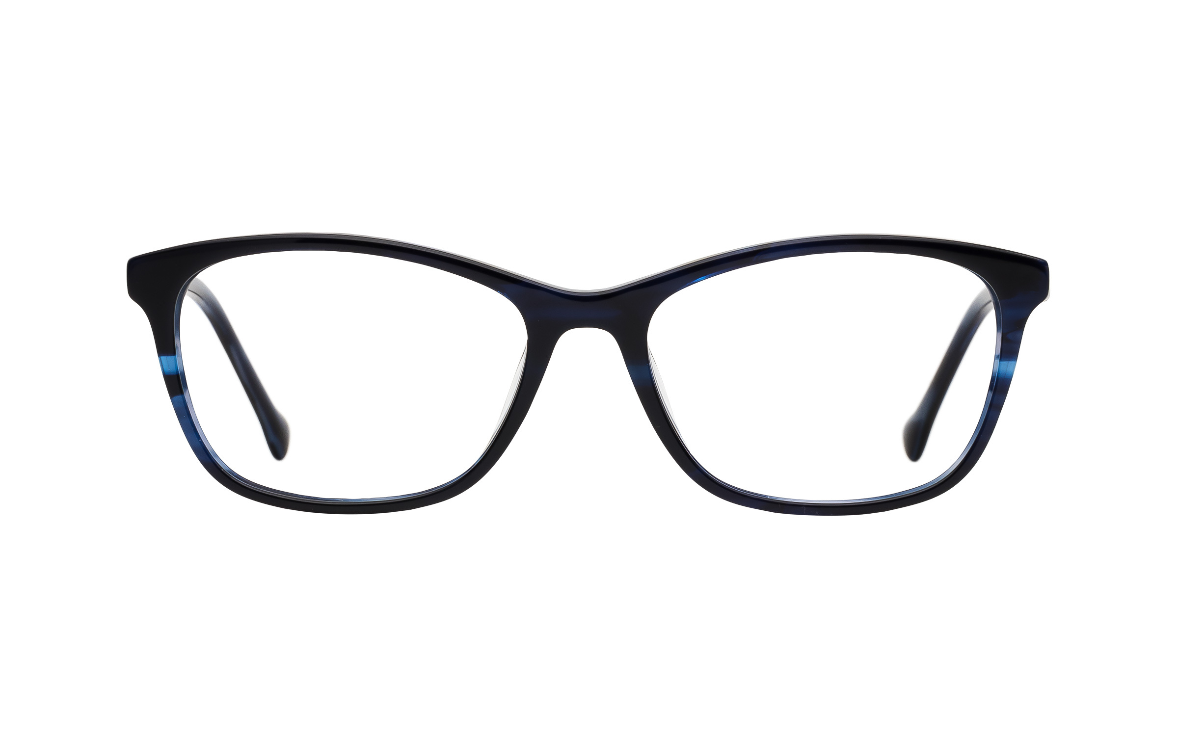 7 For All Mankind 806 Eyeglasses and Frame in Blue | Plastic - Online