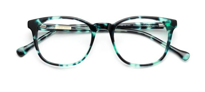 product image of 7 For All Mankind 808-48 Black Green Tortoise