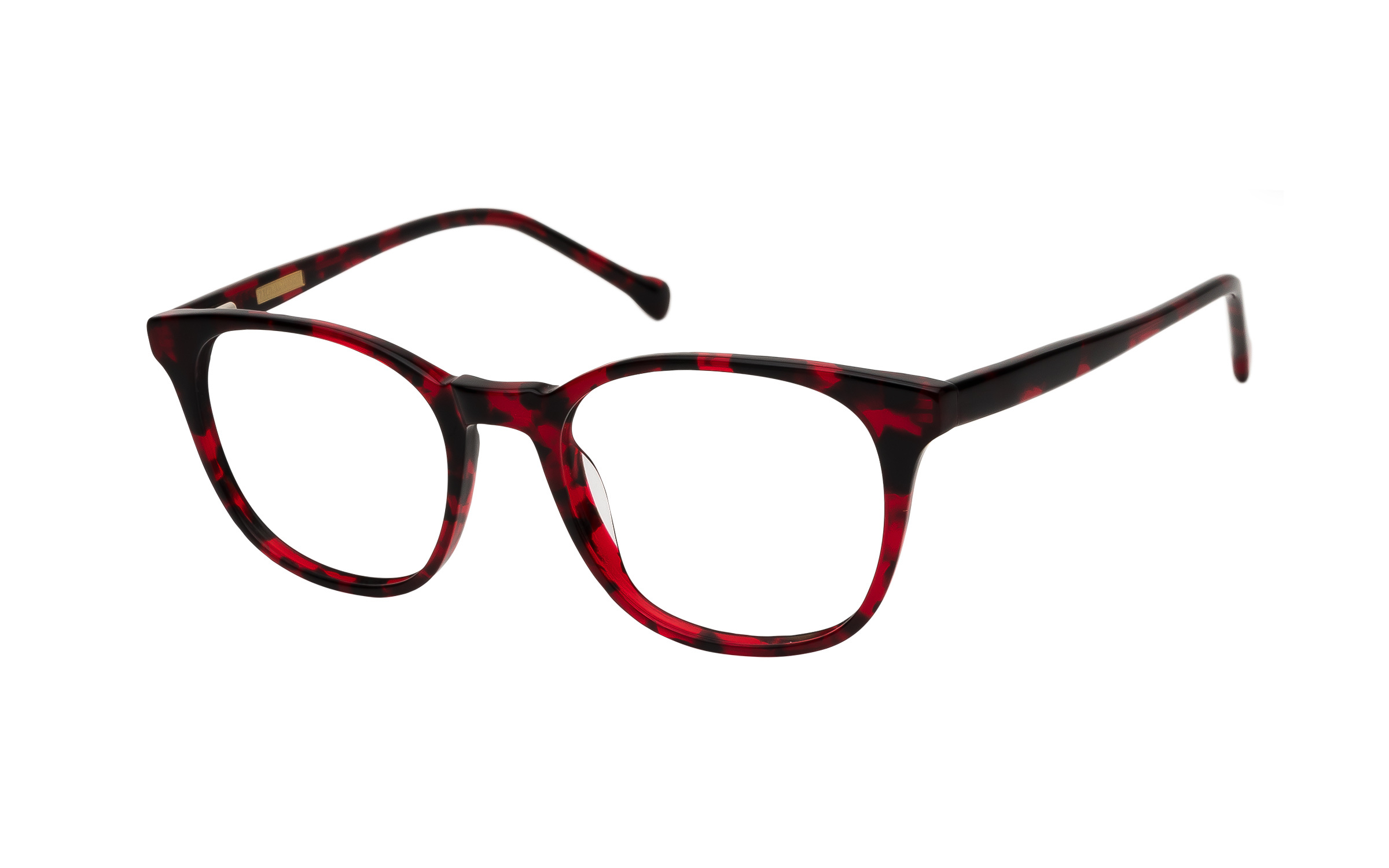 7 for All Mankind Glasses D-Frame Red/Tortoise Acetate Online Clearly