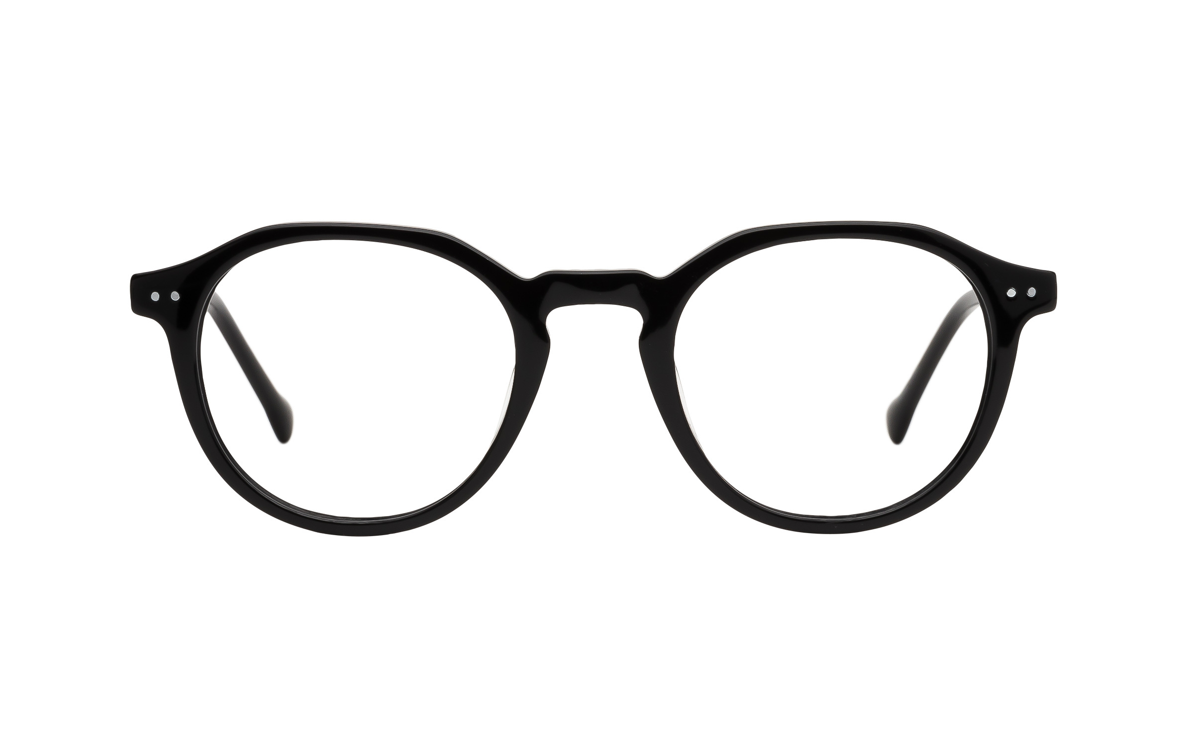 7 for All Mankind Glasses Vintage Black Online Clearly