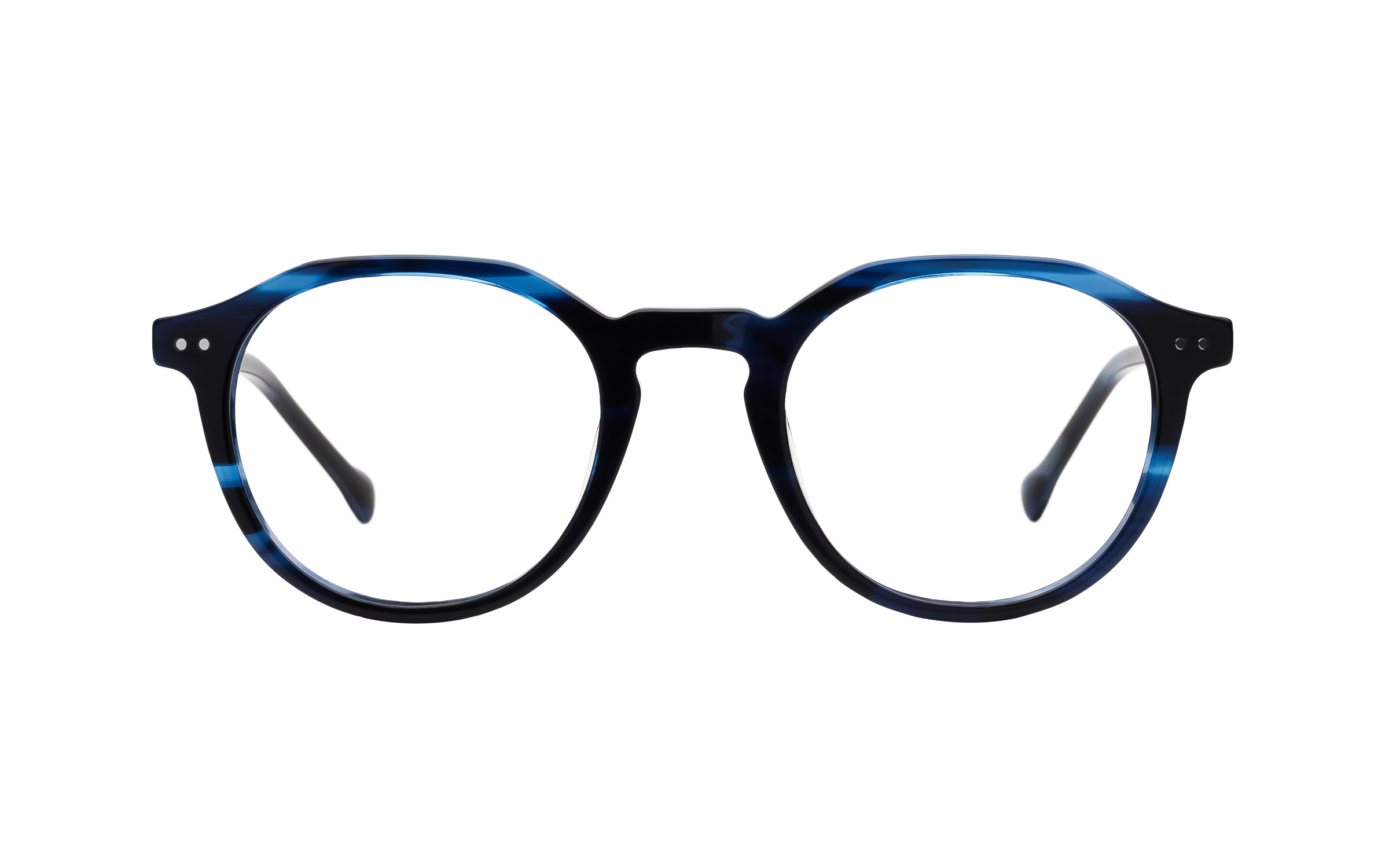 7 for All Mankind Glasses Vintage Blue Online Clearly