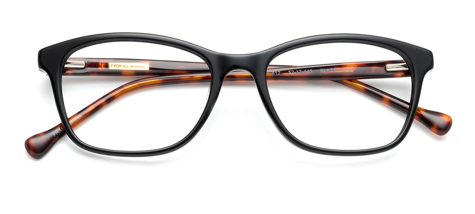 product image of 7 For All Mankind 812-52 Black Tortoise