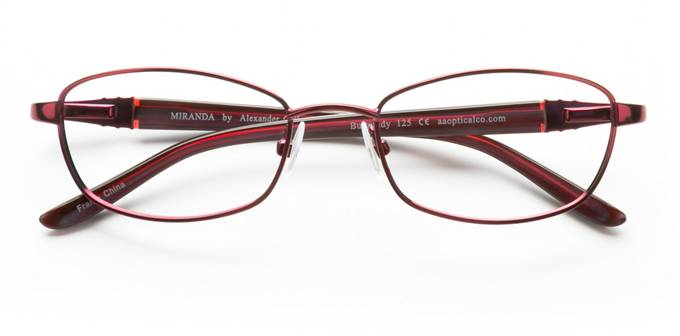 product image of Alexander Collection Miranda Burgundy