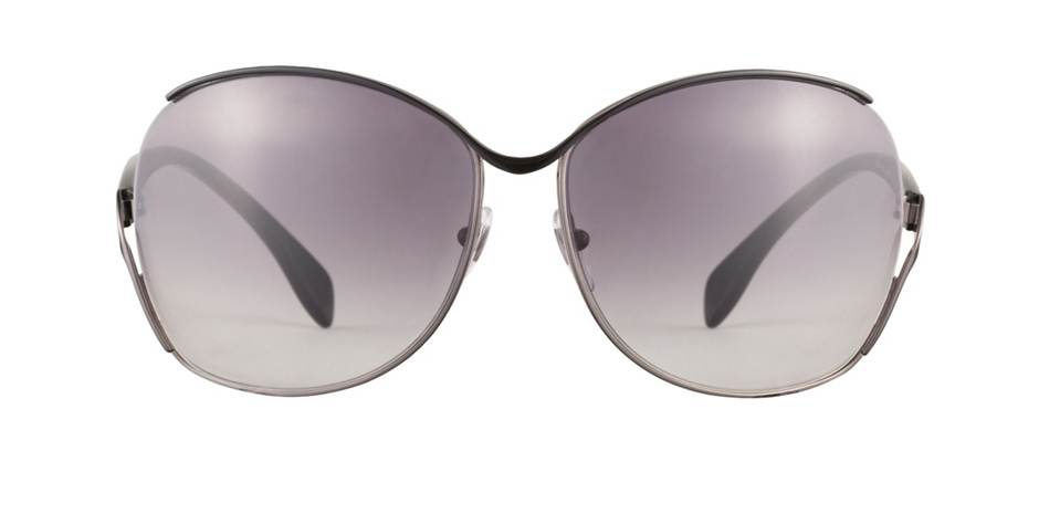 product image of Alexander McQueen AMQ4172S-62 Ruthenium Black
