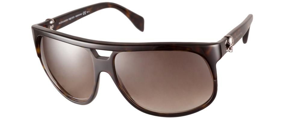 product image of Alexander McQueen AMQ4195S Havana