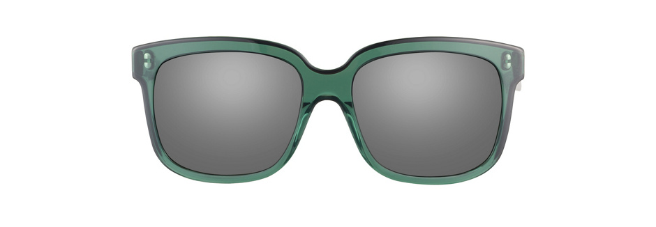 product image of Alexander McQueen AMQ4213S-55 Black Green
