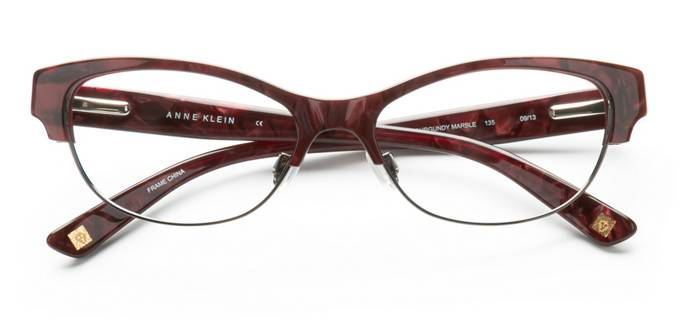 product image of Anne Klein AK5008 Burgundy Marble