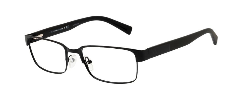 product image of Armani Exchange AX1017-54 Shiny Black