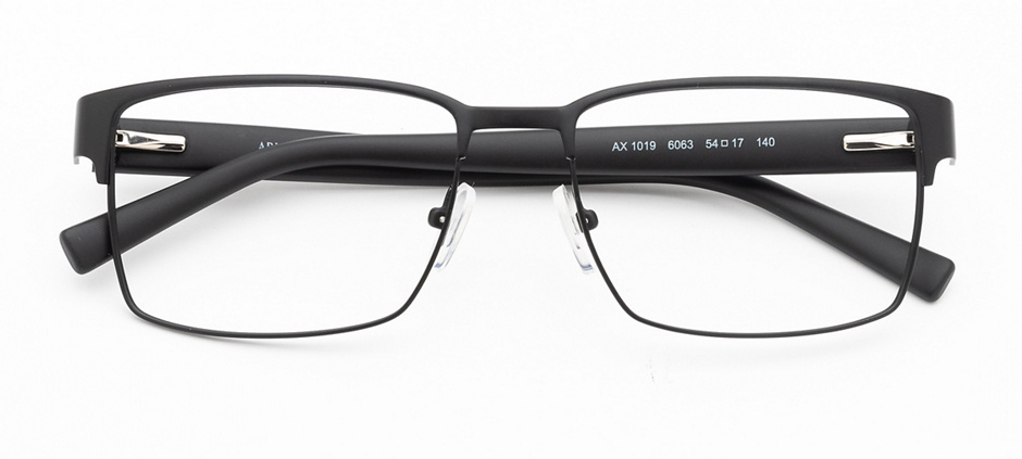 product image of Armani Exchange AX1019-54 Matte Black