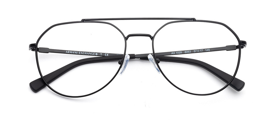 product image of Armani Exchange AX1029-57 Matte Black