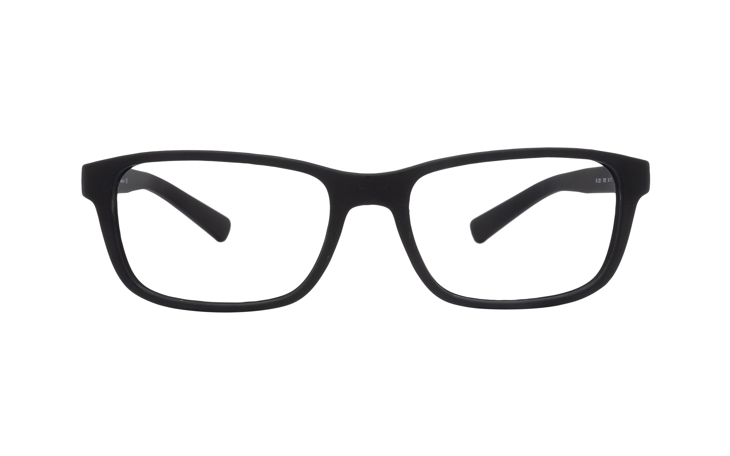 http://www.coastal.com/ - Armani Exchange AX3021 75723 (54) Eyeglasses and Frame in Matte Black | Acetate – Online Coastal