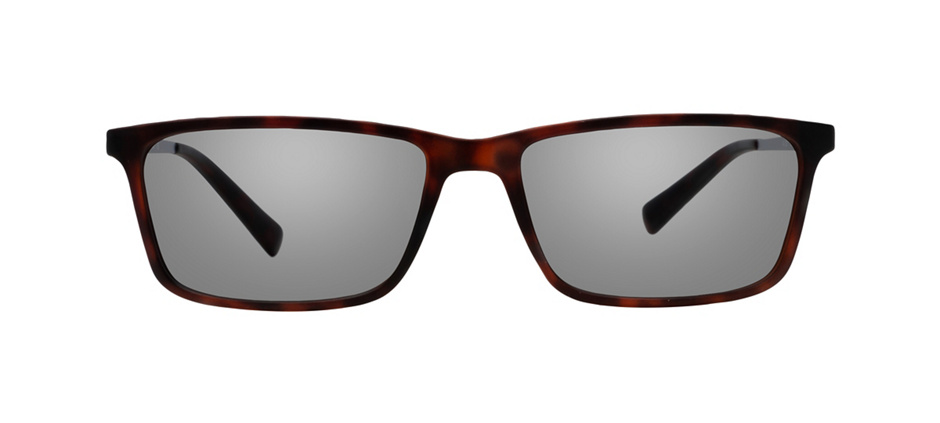 product image of Armani Exchange AX3027-55 Matte Brown