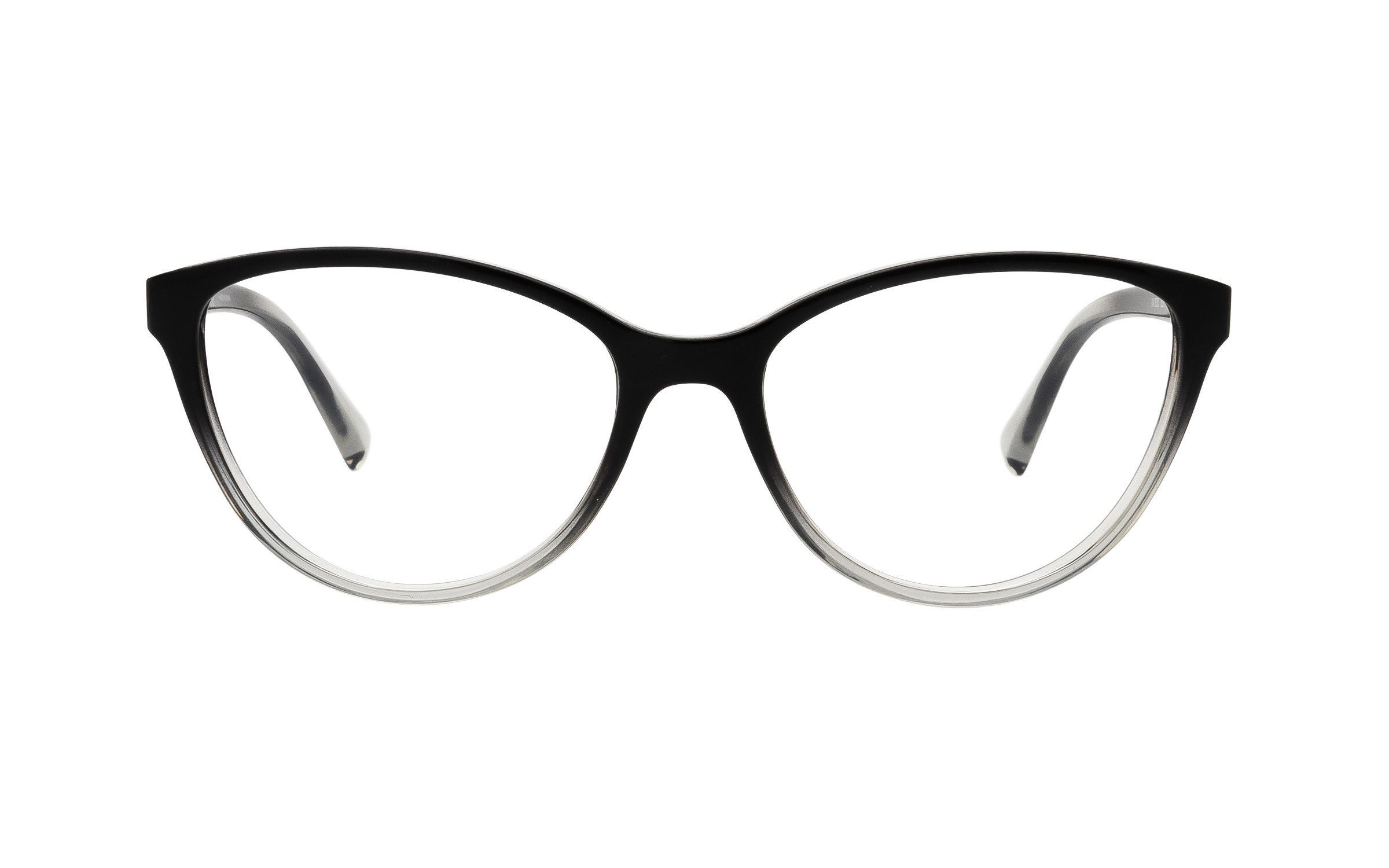 http://www.coastal.com/ - Armani Exchange AX3053 8255 (53) Eyeglasses and Frame in Smoke Black – Online Coastal