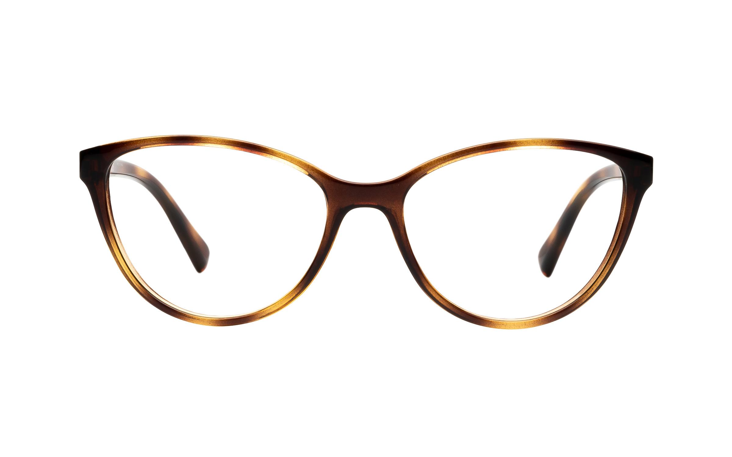 Luxottica Armani Exchange AX3053 8037 (53) Eyeglasses and Frame in Havana Tortoise - Online Coastal