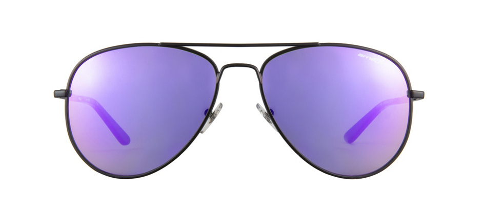 product image of Arnette Trooper Matte Black Purple Mirrored