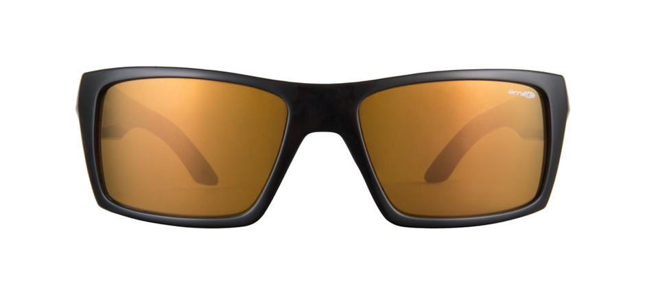 product image of Arnette Roboto Gloss Black Gold Mirrored