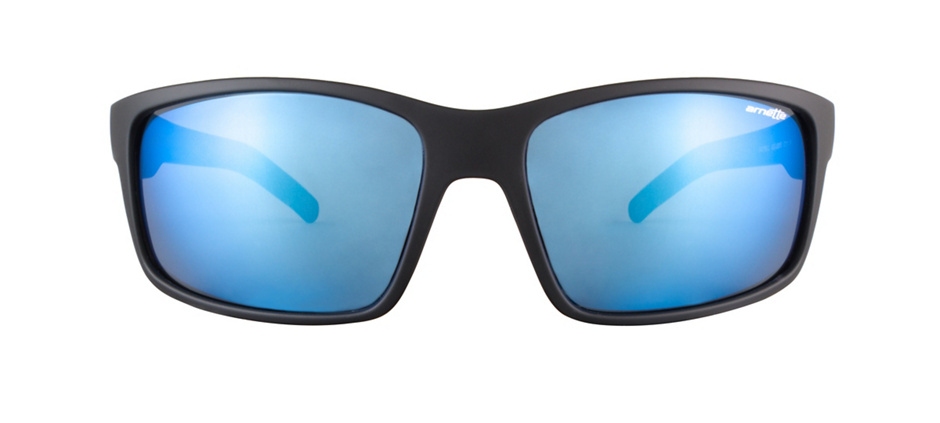 product image of Arnette Fastball Fuzzy Black Blue Mirror