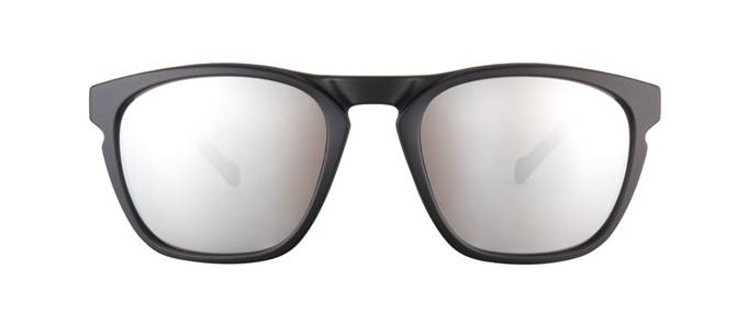 product image of Arnette Groove Matte Black Silver Mirror