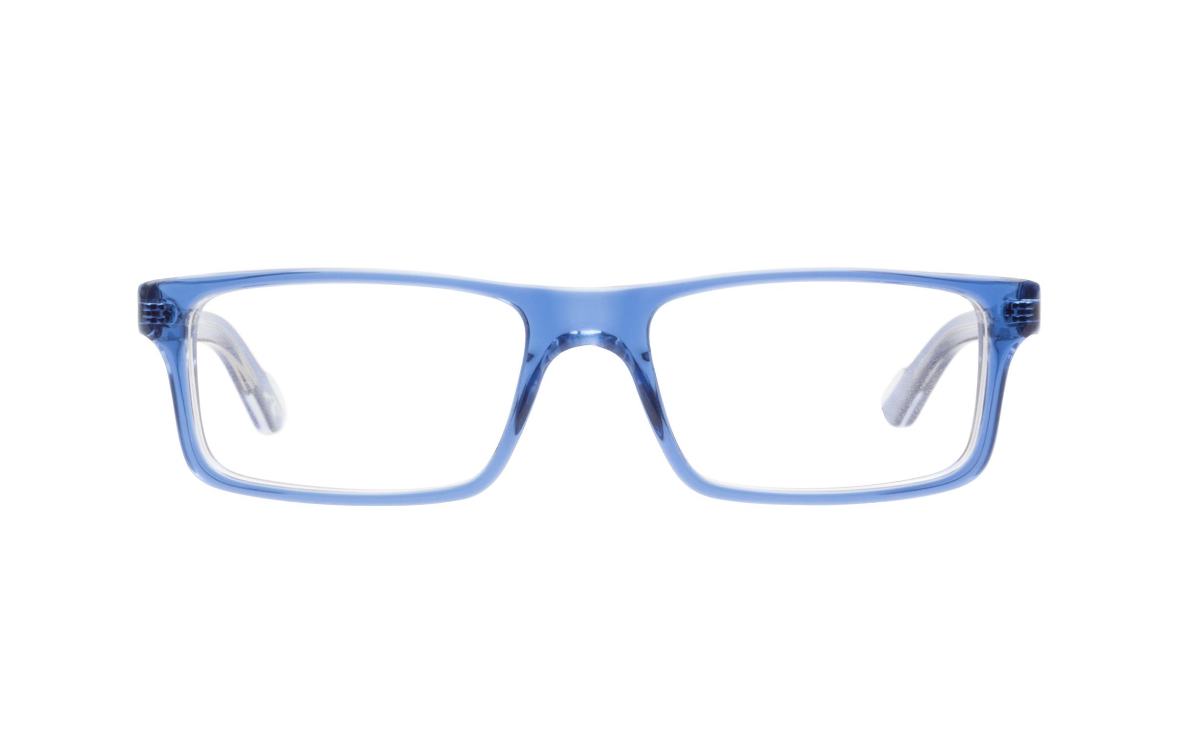 http://www.coastal.com/ - Luxottica Arnette 7060 Lo-Fi 1130 Eyeglasses and Frame in Translucent Blue Brown   Acetate – Online Coastal