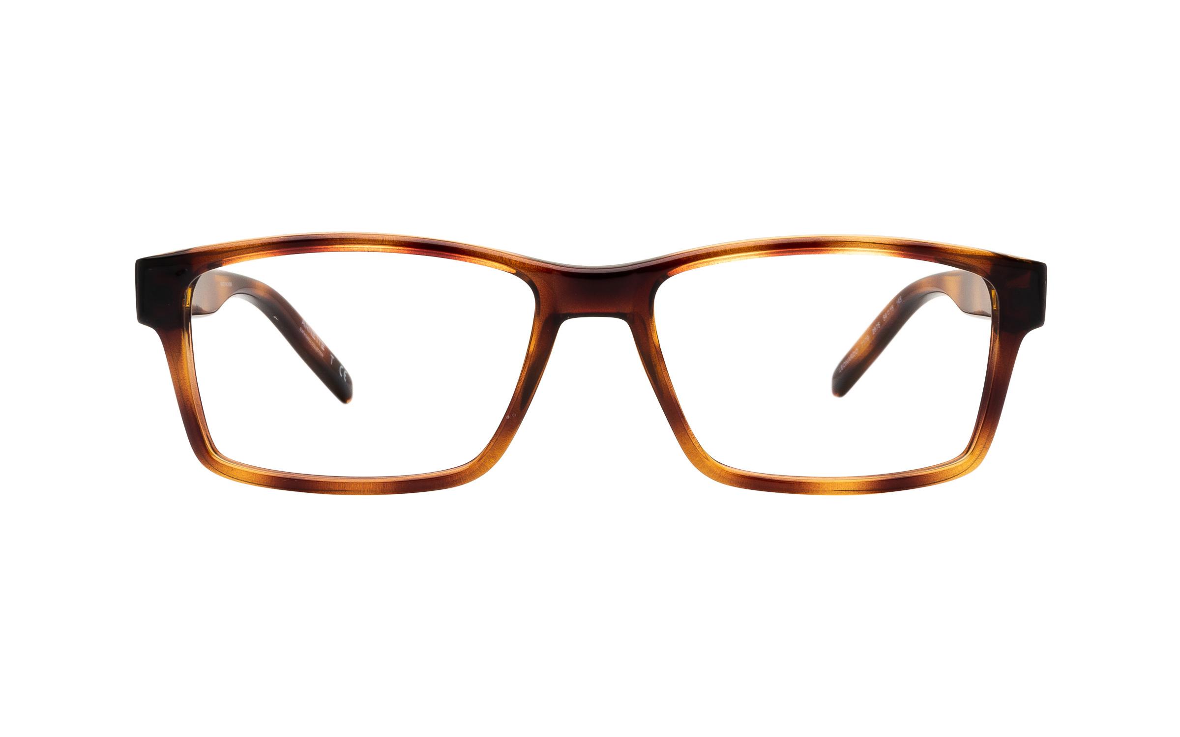 Luxottica Arnette Leonardo AN7179 2675 (54) Eyeglasses and Frame in Havana Tortoise | Acetate - Online Coastal