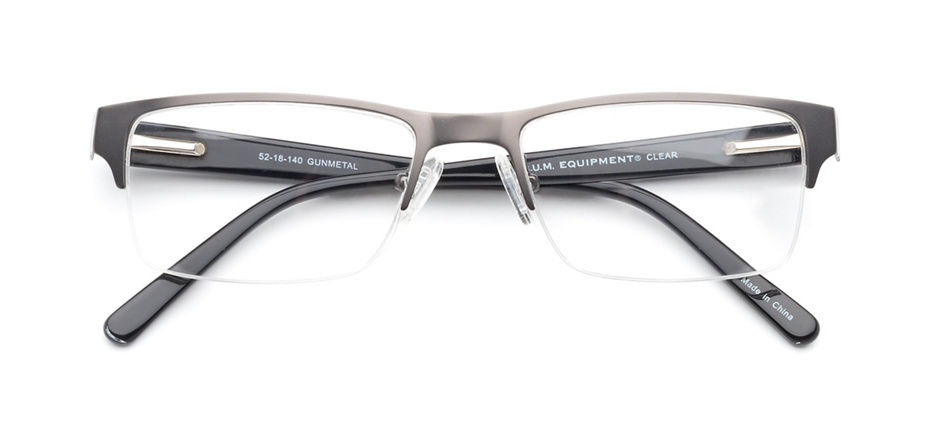 product image of B.U.M. Equipment Clear-52 Gunmetal